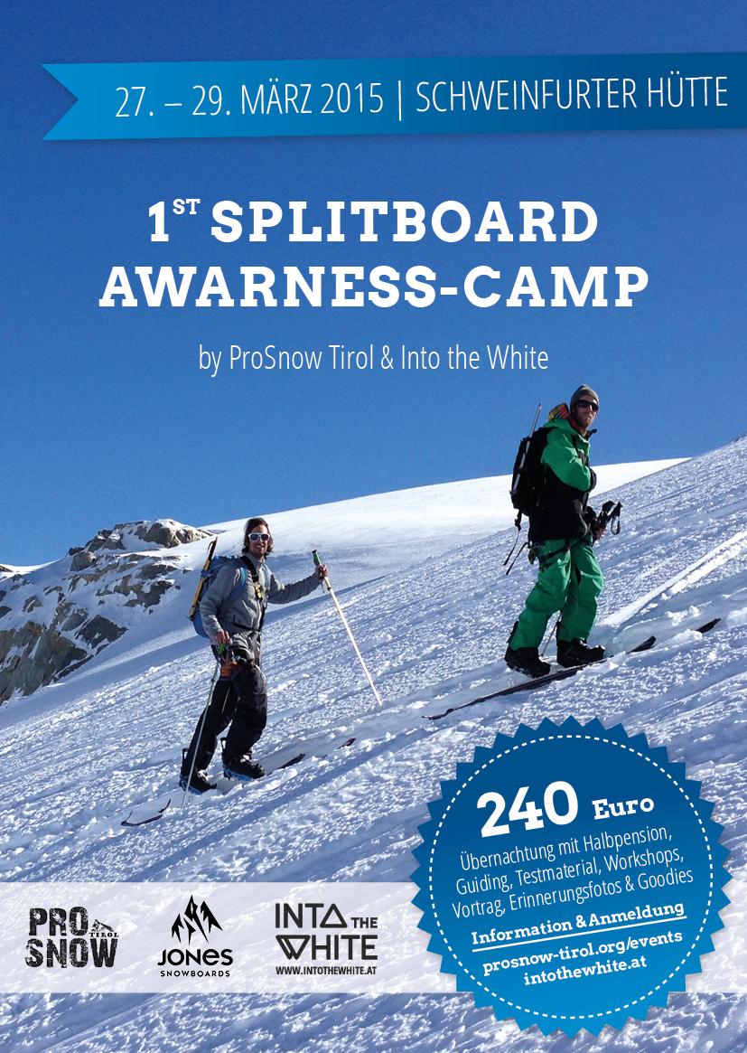 Splitbaord Awareness Camp