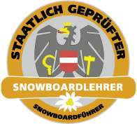 State Certified Snowboard Instructor and Guide