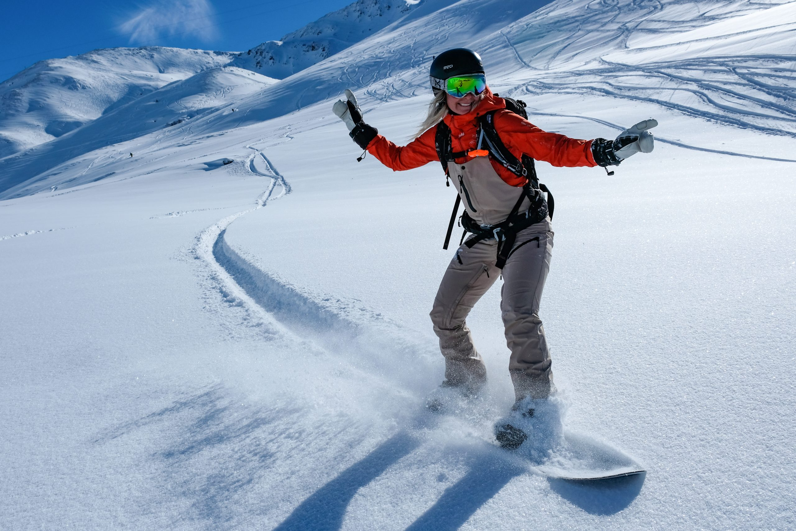 Freeride Guiding Improver Level