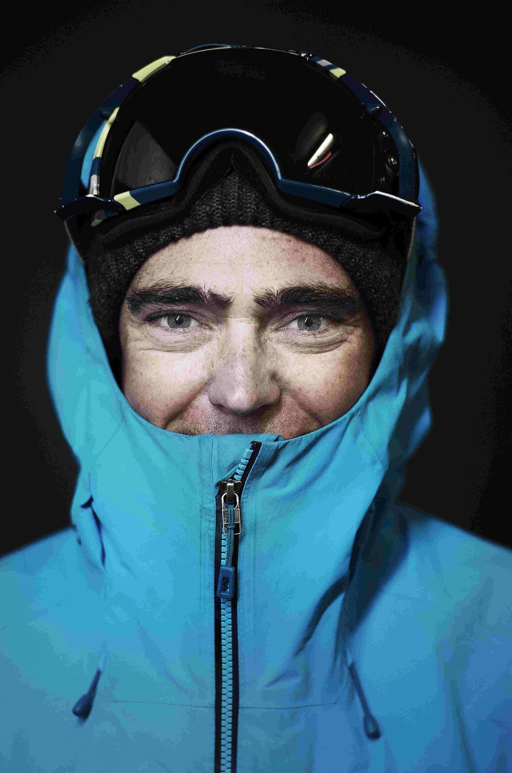 Freeride Guide Chris Schnabel